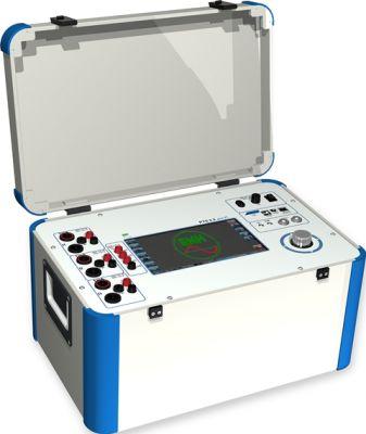 EMH bietet mit dem Prüfsystem PTS 3.3 genX eine erweiterte Funktionalität und  komfortable Handhabung.