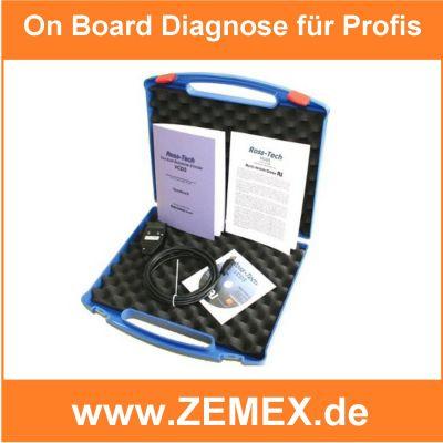 Ross Tech Motor Tester bei www.ZEMEX.de
