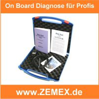 Ross Tech Motor Diagnose bei ZEMEX