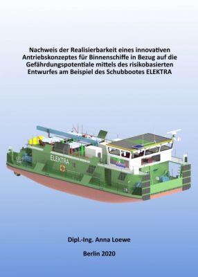 """""""Nachweis der Realisierbarkeit eines innovativen Antriebskonzeptes"""" von Anna Loewe"""