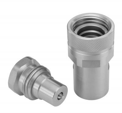 Die Schraubkupplung QRC-HH von Stauff wurde für die Hochdruckhydraulik und speziell für die Rettungshydraulik entwickelt.