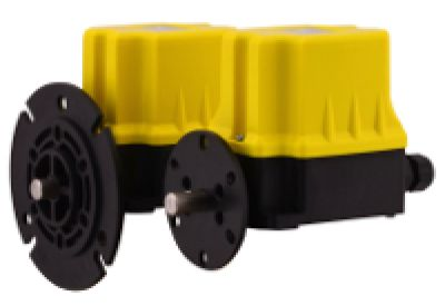 Getriebeendschalter FRS mit Flanschanschluss klein und groß