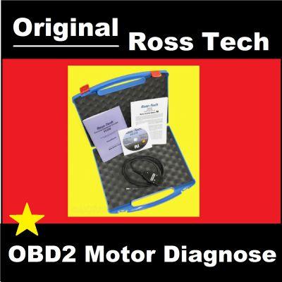 Ross Tech Motor Diagnose bei ZEMEX