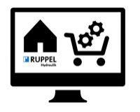 Schnelle Bestellung von Ersatzteilen: Der Ruppel Hydraulik Online-Shop