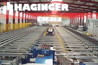 Haginger Maschinenbau - Ihr Spezialist für Auslaufsysteme