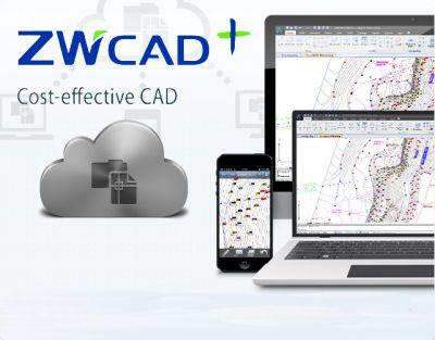 ZWCAD (zwcad-kaufen.de): Bis zu 80% kostengünstigere professionelle, cloudfähige CAD-Lösung als Alternative zu AutoCAD