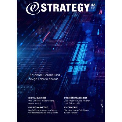 Ausgabe 01/2021 des kostenlosen eStrategy-Magazins von TechDivision