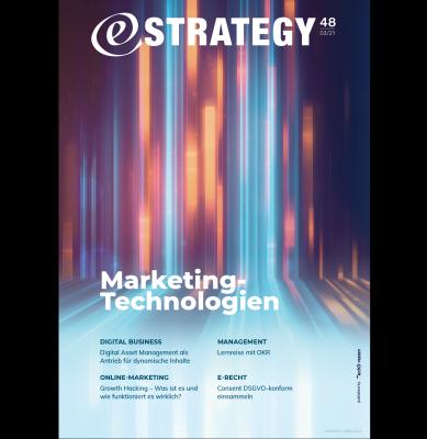 eStrategy-Magazin - Ausgabe 03/2021
