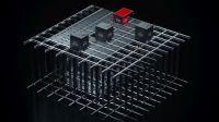 AM-Automation realisiert das erste AutoStore-System mit der neuen Produktreihe B1 BlackLine. ©AutoStore