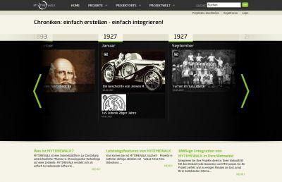 Startseite mytimewalk.de