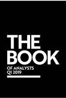 Ausgabe Q1 2019 von The Book of Analysts (TBoA) - Branchenüberblick aller Anbieter und Integratoren von Unternehmenssoftware