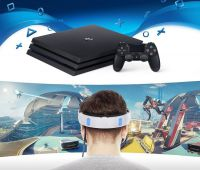 Playstation PS4 Pro  bei Alza.de