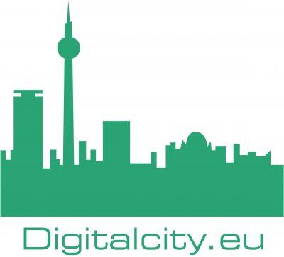 Logo der online Plattform Digitalcity