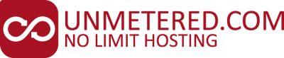 Logo Unmetered.com - No Limit Hosting