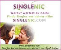 Nette Singles auf Singlenic.com