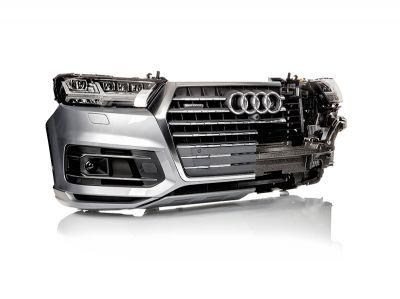 360 Grad Produktfotografie von Fahrzeugteilen