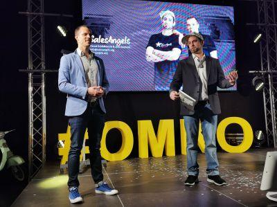 Pascal Schildknecht und Jens Neubeck bei der OMKO 2019