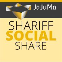 Shariff Social Share Extension für Magento 2