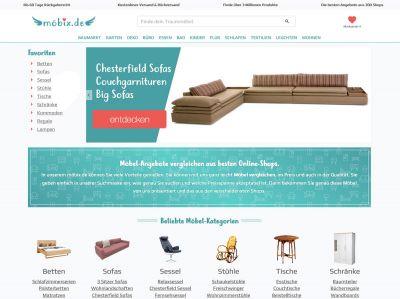 Täglich neue Möbel-Angebote und tolle Rabatte bei Moebix.de.