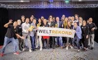 Neuer Weltrekord in Deutschland und ein mega Event, der dein Business auf's nächste Level bringt
