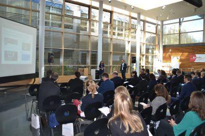 In 9 Workshops diskutierten die Teilnehmer über Fragen der digitalen Transformation auf der nextcc16 am Herman Hollerith Zentrum