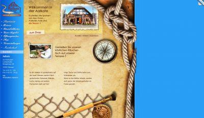 Aalkate Webseite von Stemico