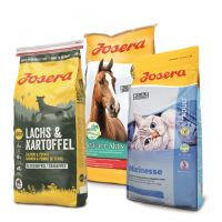 foodforplanet vertreibt auch die unternehmenseigene Marke JOSERA petfood erfolgreich online. (© JOSERA petfood GmbH & Co. KG.)