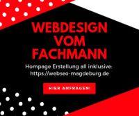 Webdesign Magdeburg