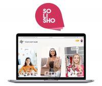 Shopping im Live-Stream mit solisho