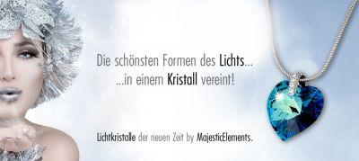 Energieschmuck von Majestic Elements - Spiritueller Lichtsprache und Energieschmuck von Majestic Elements