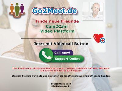Steigern Sie effektiv Ihre Verkäufe mit einem Videocall Button auf Ihrer Webseite!