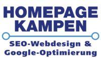 Homepage Kampen - Webseite erstellen günstig