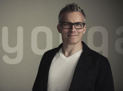 Mikko Petaja, Gründer des interaktiven Online-Yogastudios Yoogaia. Foto: HKTDC