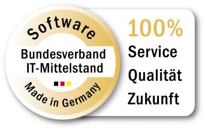Qualitätssoftware Made in Germany - Prodatic ERP 2
