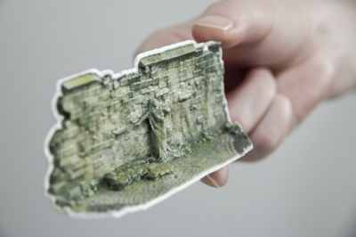 Präzise Drucke im kleinsten Format: Mimaki 3DUJ-553 mit Cuttlefish von Fraunhofer IGD
