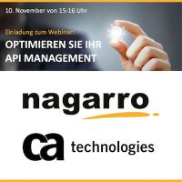Nagarro: API-Management macht effizient und agil