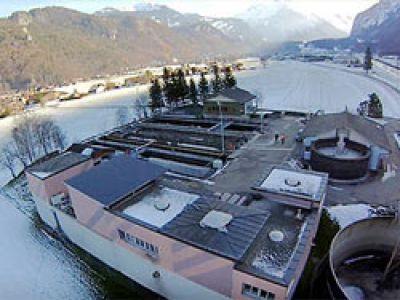 Die Schweizer Abwasserreinigungsanlage in Meiringen