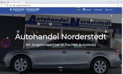 cmsGENIAL-System für Autohandel Norderstedt
