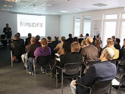 Auf dem CAD Schroer Kundentag 2014 wurde die neue Produktreihe M4 vorgestellt