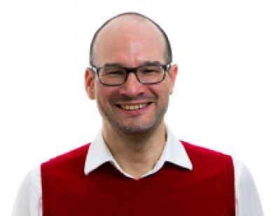 Carsten C. Vossel, Geschäftsführer                                                     Foto: T. Hoffmann