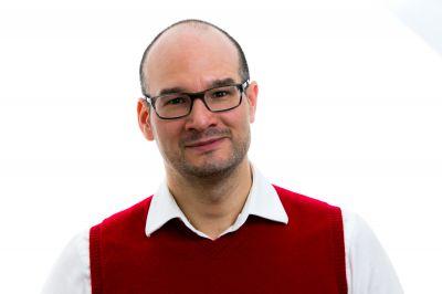 Carsten C. Vossel, Inhaber und Geschäftsführer                                           Foto: T. Hofmann