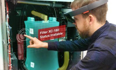 """Fraunhofer IGD stellt seine Tracking-Technologie """"VisionLib"""" als Basis für AR-Entwicklungen bereit."""