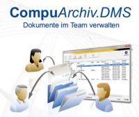 CompuArchiv.DMS entlastet Ihren Fileserver