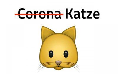 """""""Corona Katze"""" - Google Chrome Erweiterung gegen das Corona Virus"""