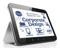 Corporate Design von get@web GmbH