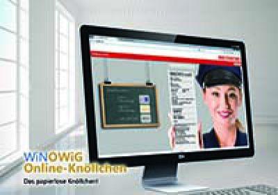 Das WiNOWiG Online-Knöllchen von Schelhorn OWiG Software GmbH