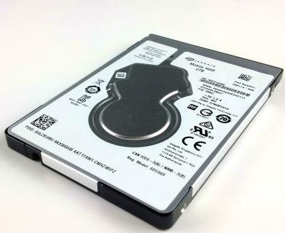 Notebook Festplatte zur Datenrettung