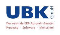 Logo der Unternehmensberatung UBK GmbH