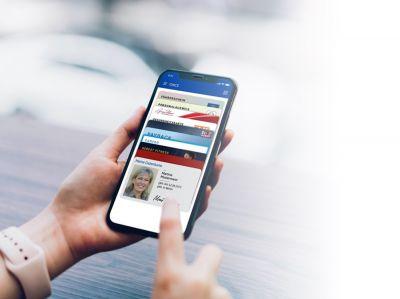 ONCE Wallet -Sichere Digitale Identitäten