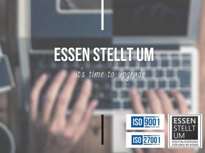 Digitalisierung, Essen Stellt um (© )